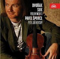 DVOŘÁK, SUK: VIOLIN WORKS (2006)