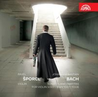 BACH  SONATAS AND PARTITAS 2 CD (2015)